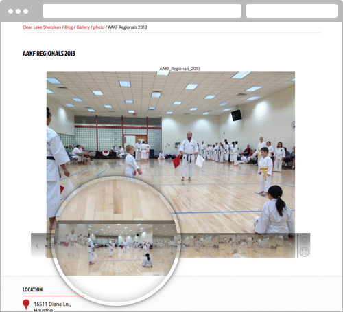 Clear Lake Shotokan gallery