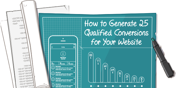 how to generate 25 qualified leads