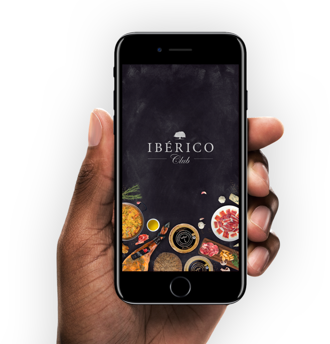 Mobile App Iberico Club